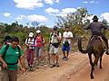 1st Day Hiking in Cerrado