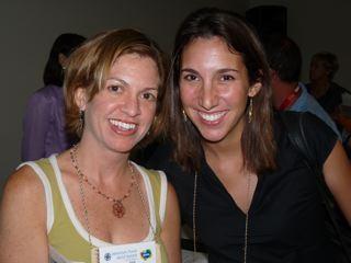 Karen and Daniela