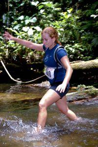 River running 2