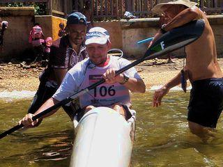 Courtenay Kayak 1