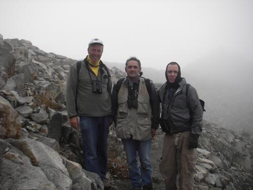 On Mt Baker